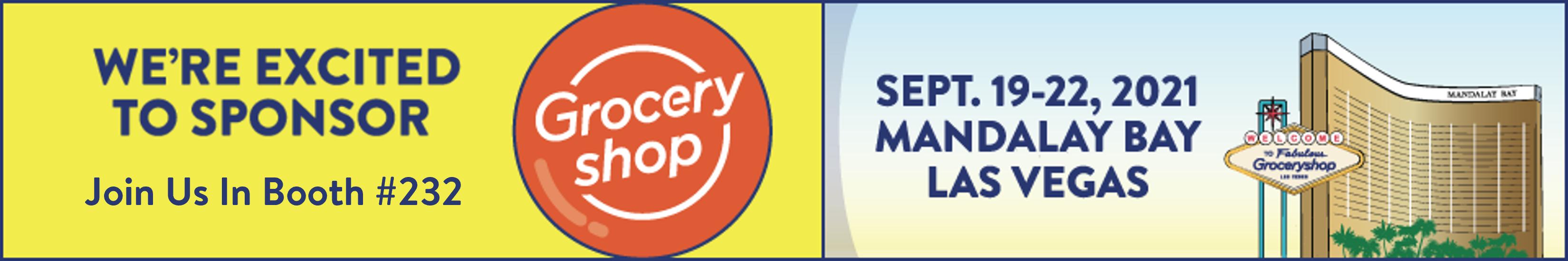 Groceryshop 2021 Banner